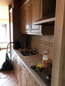 keuken ontruimen boedelruiming na